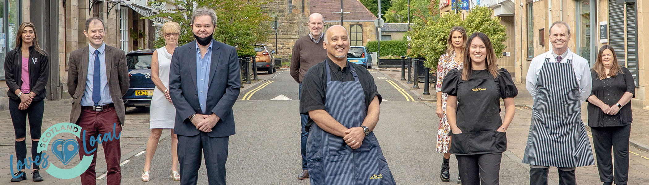 Bearsden Loves Local business owners