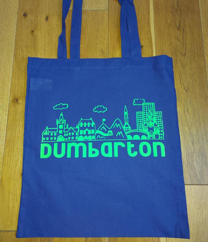 Saffron Liberty Dumbarton